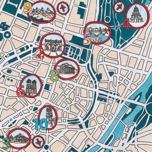 München to Go_Buch_Stadtplan