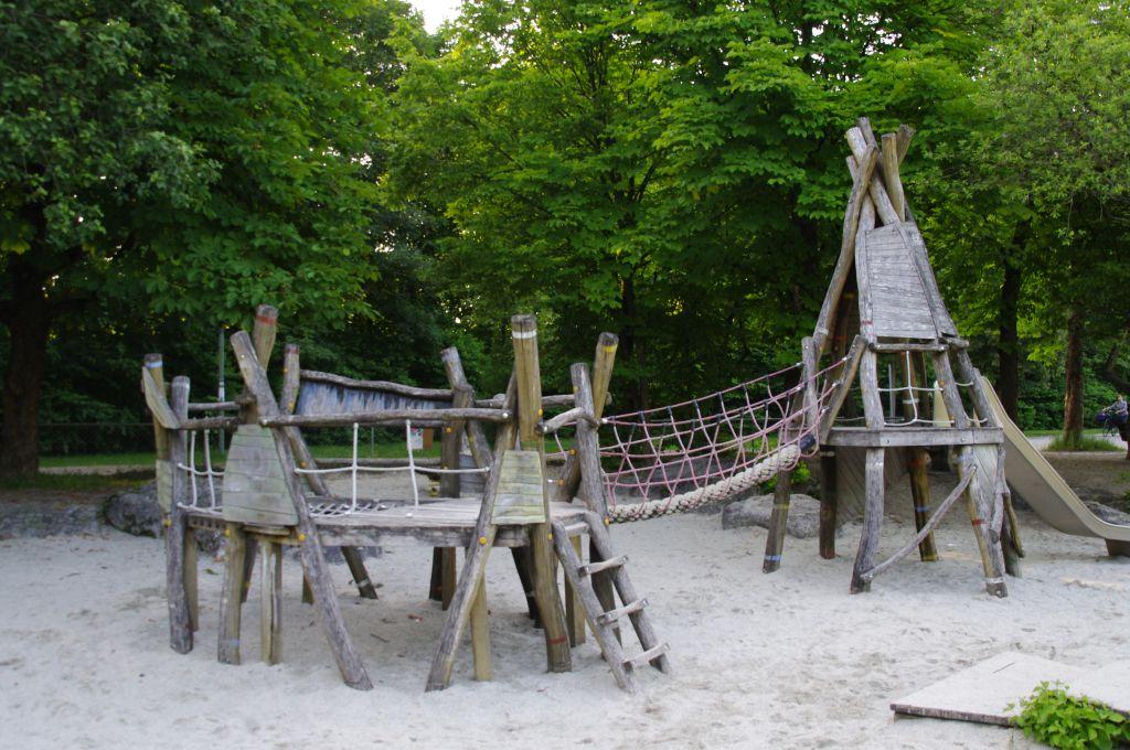 Spielplatz im Westpark