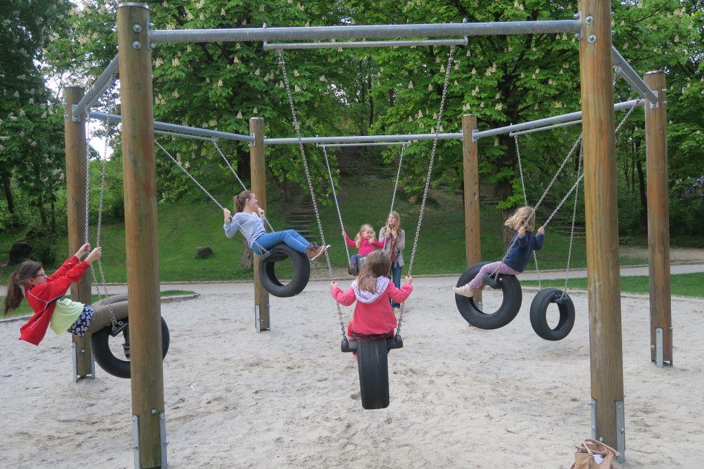 Spielplatz Westpark