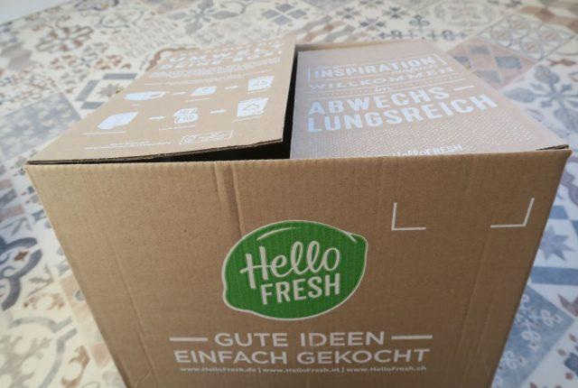 Hello Fresh Paket