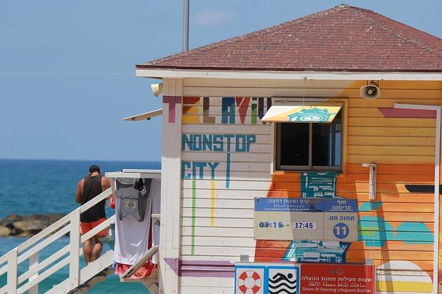 Strandhaus Tel Aviv