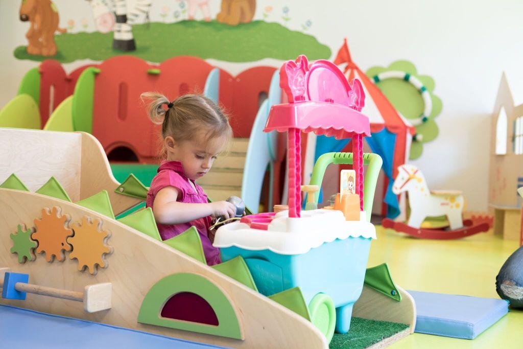 Kinderbetreuung im Dachstein König
