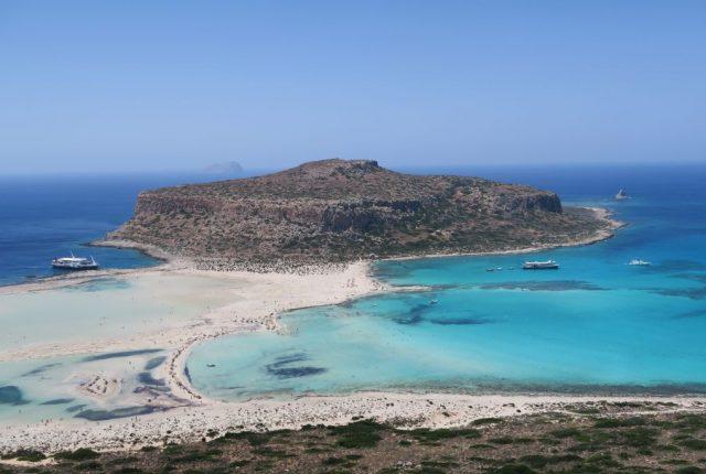 Traumstrand auf Kreta