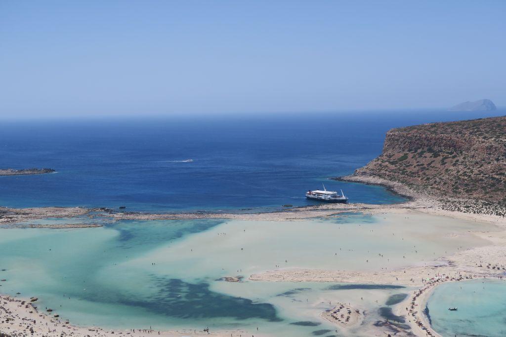 Strandurlaub auf Elafonisi